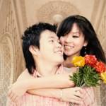 Alvin & Claire Symmetrical Love