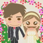 Kim & Sandy Wedding Animation